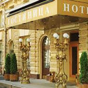 Гостиницы Грачевки