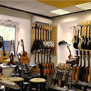 Музыкальные магазины Грачевки