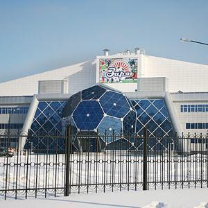 Спортивные комплексы Грачевки