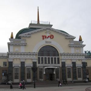Железнодорожные вокзалы Грачевки